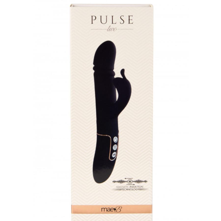MaeB - Pulse Two USB-Oplaadbare Pulsator Vrouwen Speeltjes