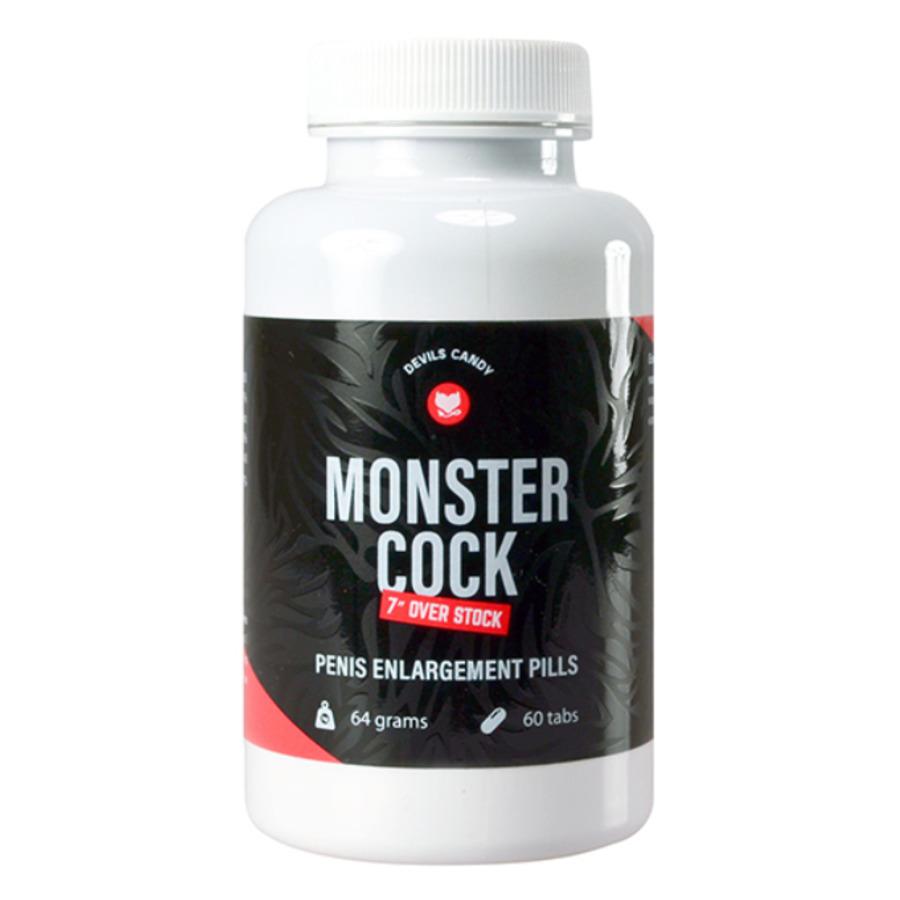 Devils Candy - Monster Cock Pillen Accessoires