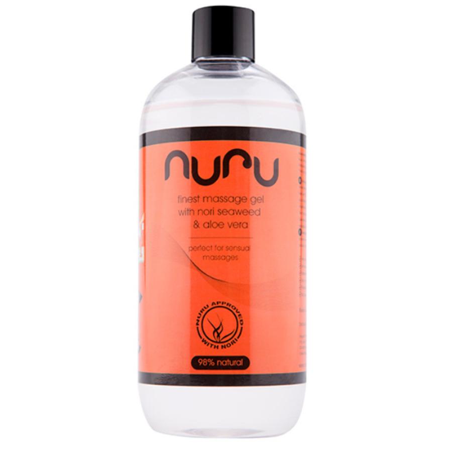 Nuru - Massage Gel Nori Seaweed & Aloe Vera 500 ml Accessoires