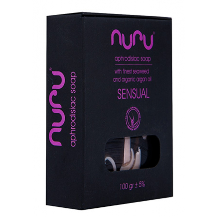 Nuru - Handmade Natural Soap Sensual 100 gr Accessoires