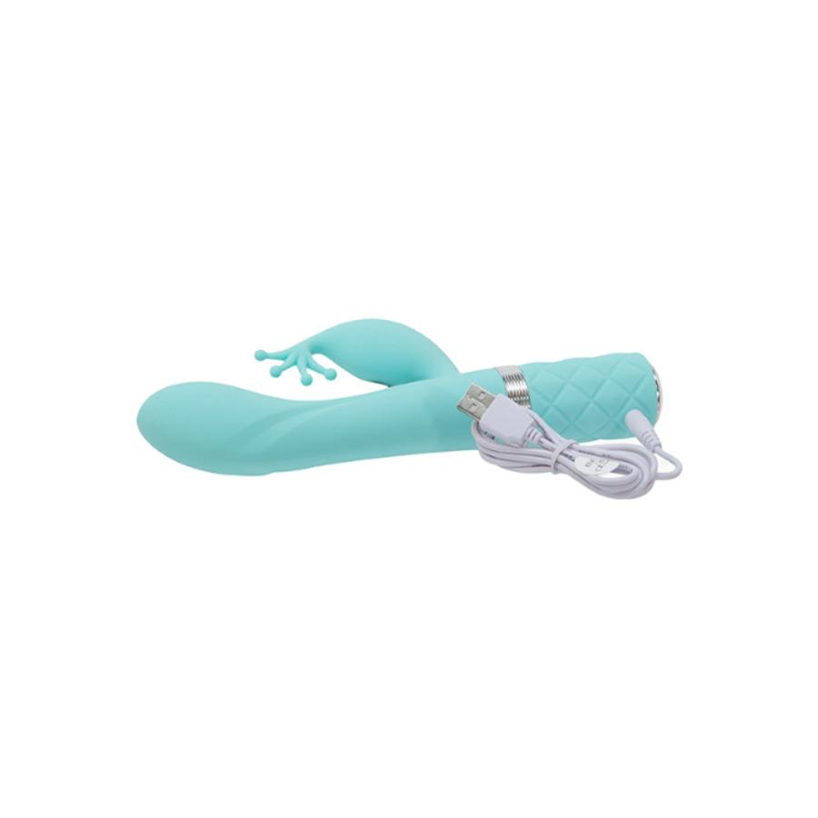 Pillow Talk - Kinky USB-Oplaadbare Tarzan Vibrator Vrouwen Speeltjes
