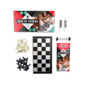 Sexventures - Sex O Chess Erotisch Schaakspel