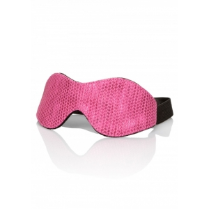 CalExotics - Tickle Me Pink Eye Mask SM