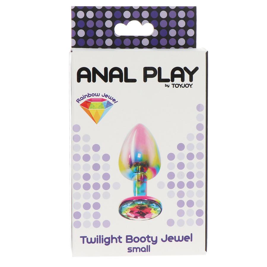 ToyJoy - Twilight Booty Jewel Butt Plug Small Anale Speeltjes