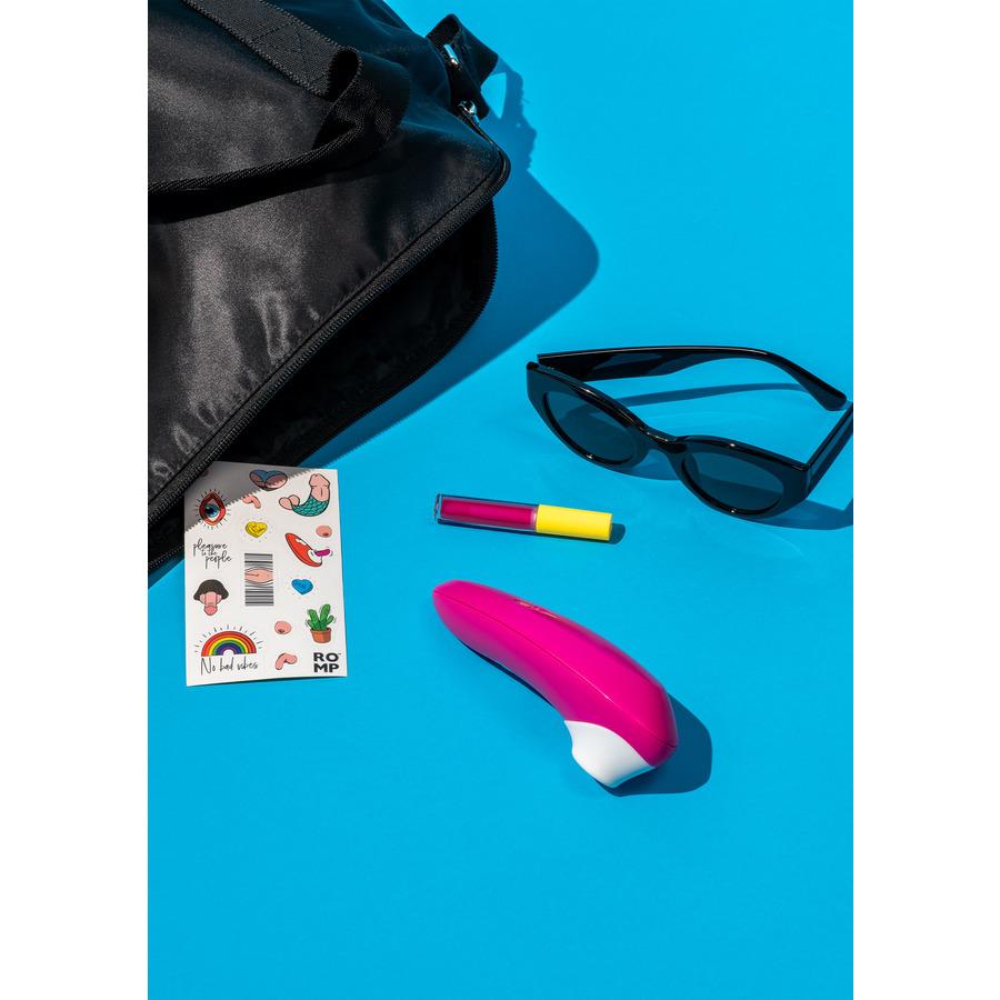 ROMP - Shine Pleasure Air Technology Clitoris Stimulator Vrouwen Speeltjes
