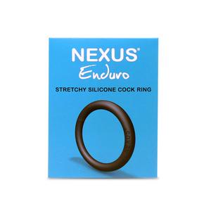 Nexus - Enduro Siliconen Super Stretchy Cock Ring Mannen Speeltjes