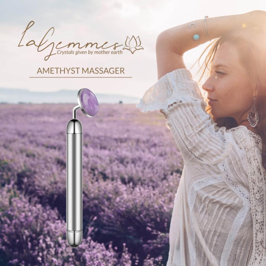 La Gemmes - Lay-On Vibrator met Edelsteen Vrouwen Speeltjes