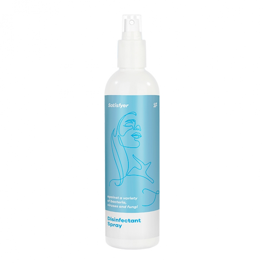 Satisfyer - Desinfecterende Spray Toy Cleaner 150 ml Accessoires