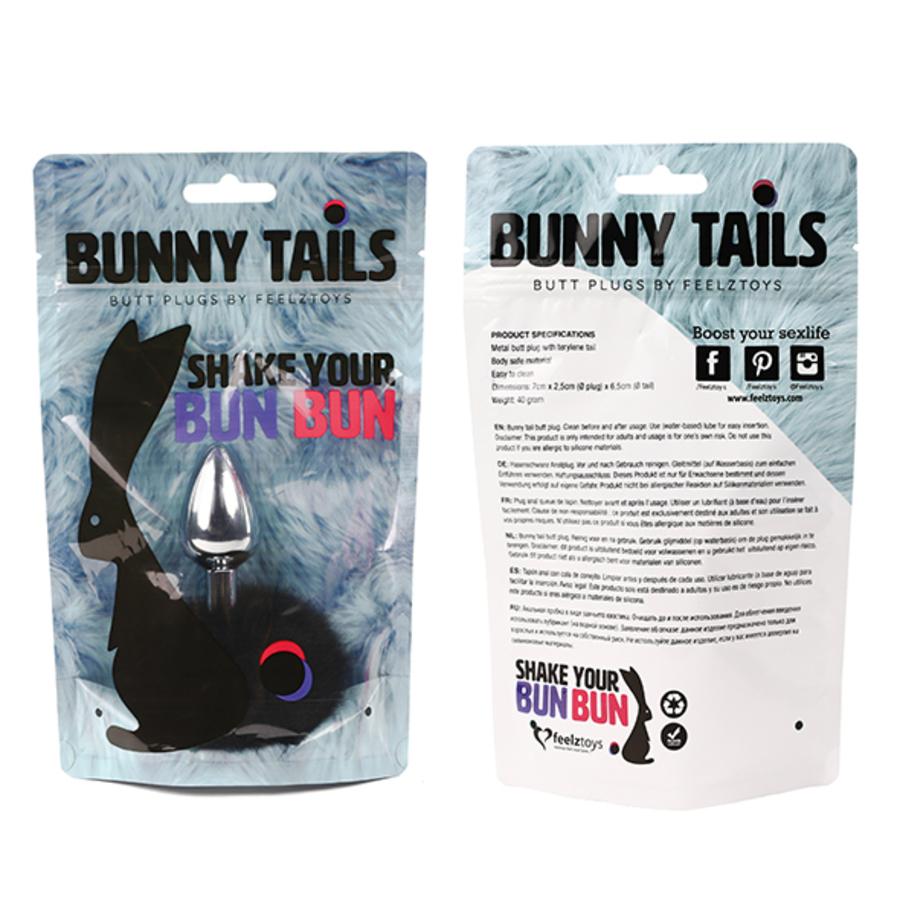 FeelzToys - Bunny Tails Butt Plug Anale Speeltjes