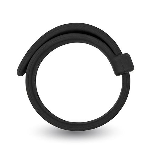Velv'Or - Rooster Jason Size Verstelbare Firm Strap Design Cock Ring Zwart