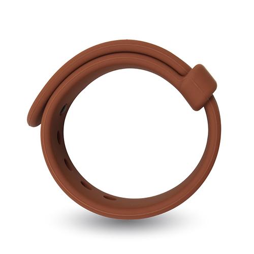 Velv'Or - Rooster Jason Size Verstelbare Firm Strap Design Cock Ring Bruin
