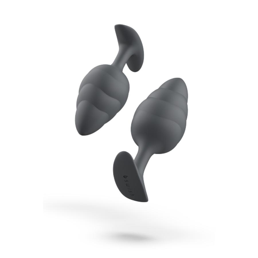 B Swish - Bfilled Basic Plus Wave Butt Plug Anale Speeltjes