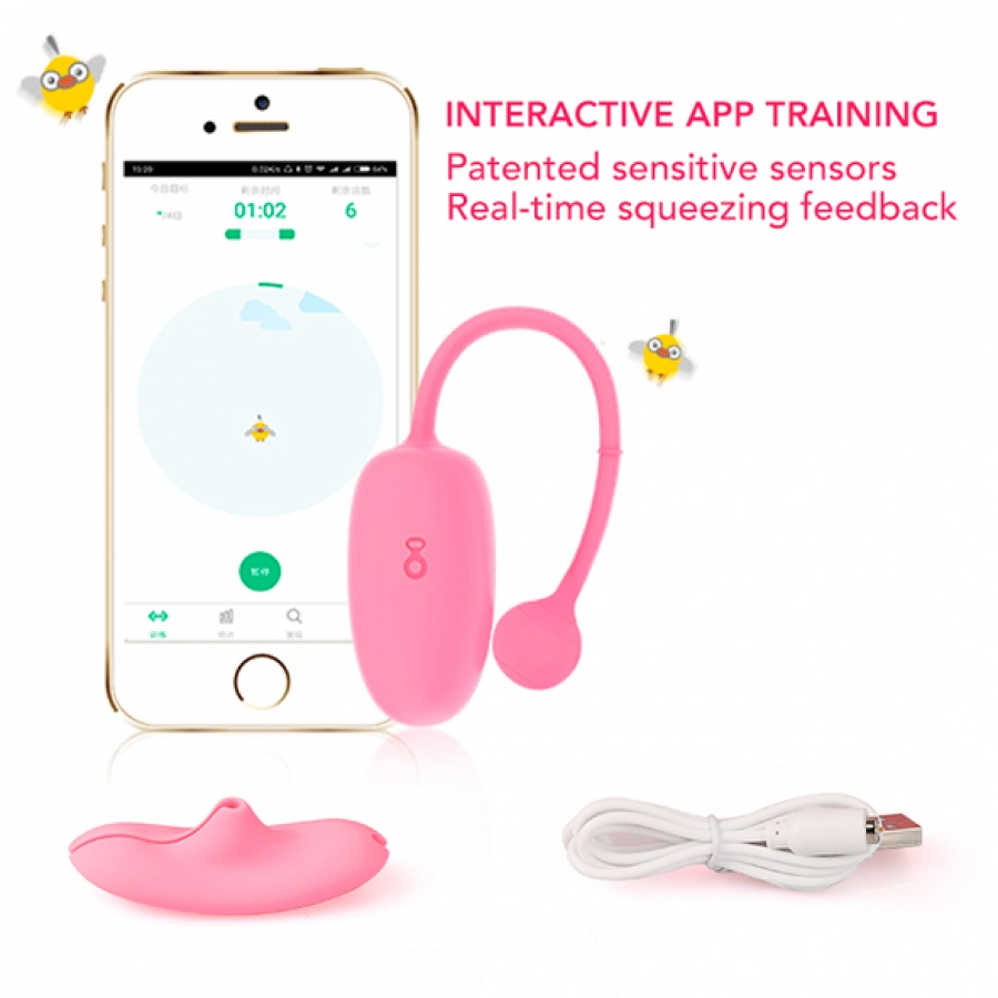 Magic Motion - Kegel Coach Smart Exerciser Bekkenbodem Trainer Met App Vrouwen Speeltjes