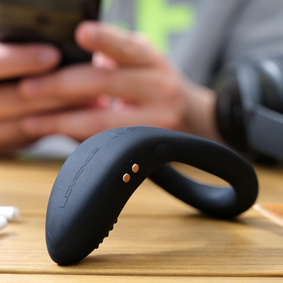 Lovense - Diamo Vibrerende App Bestuurbare Cock Ring Mannen Speeltjes