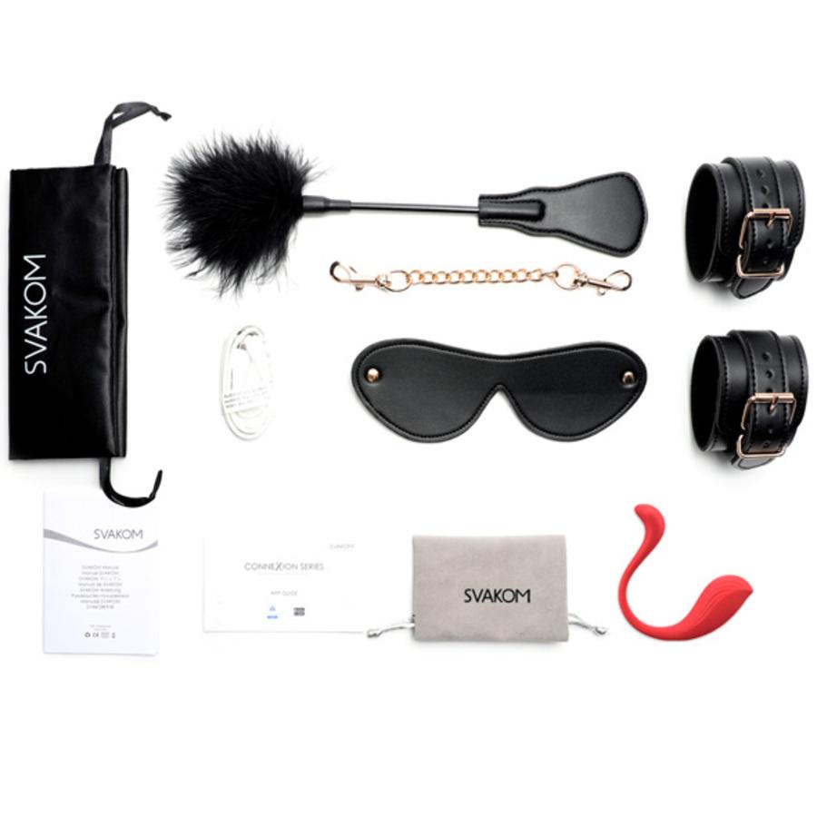 Svakom - Limited Edition Unlimited Pleasure Geschenkset Bullet Vibrator + BDSM kit Vrouwen Speeltjes