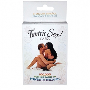 Kheper Games - Tantric Sex Cards Geschenkensets
