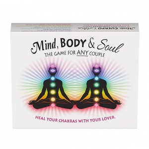 Kheper Games - Mind Body & Soul Chakra Spel Accessoires