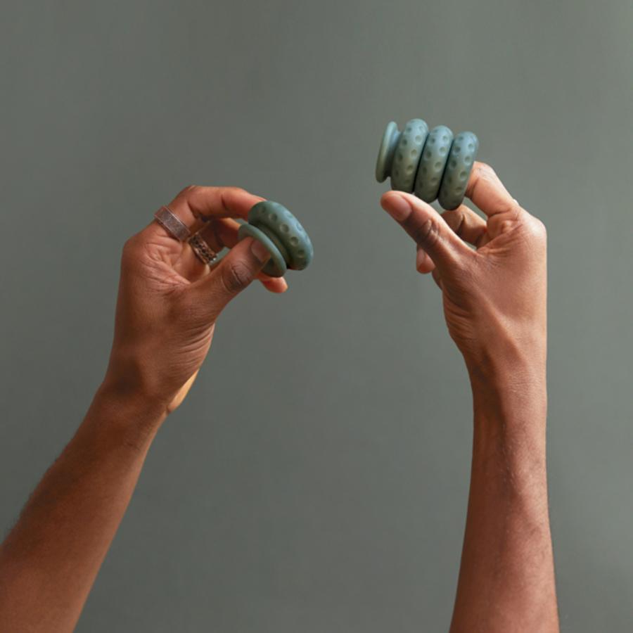 Ohnut - Classic Soft Buffer Rings (Set van 4) Mannen Speeltjes