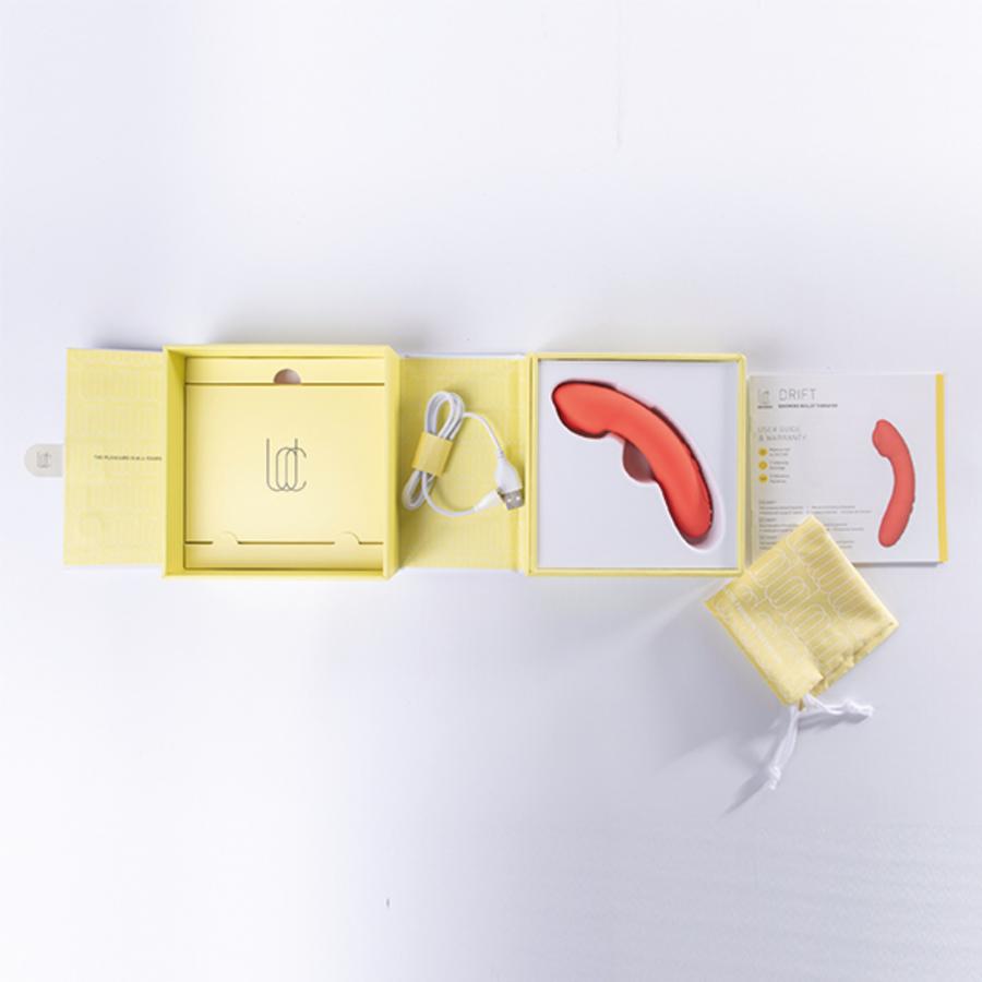 Lora DiCarlo - Drift Bullet Vibrator Met Verwarmingsfunctie Vrouwen Speeltjes