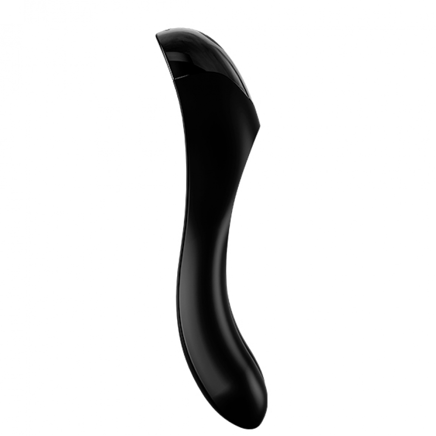 Satisfyer - Candy Cane Vinger Vibrator USB-oplaadbaar Vrouwen Speeltjes