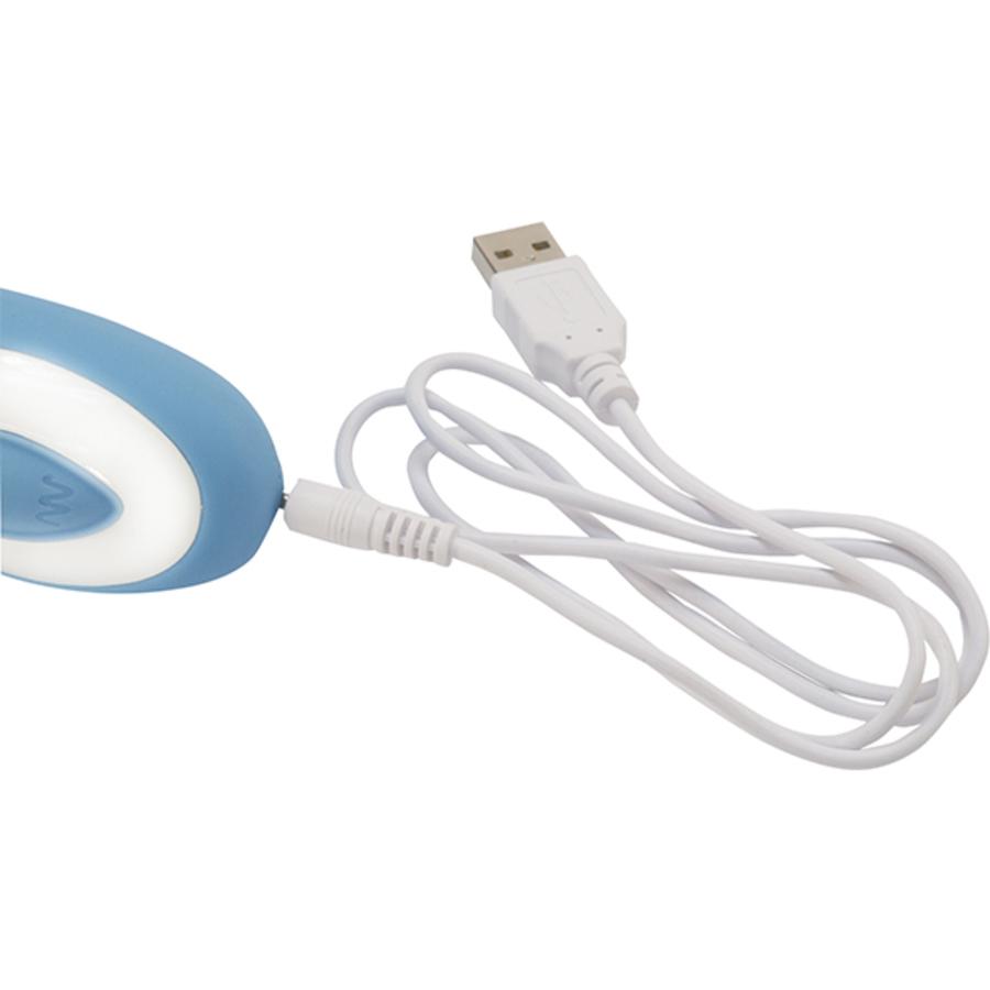 Wonderlust - Serenity USB-Oplaadbare G-spot Vibrator Vrouwen Speeltjes