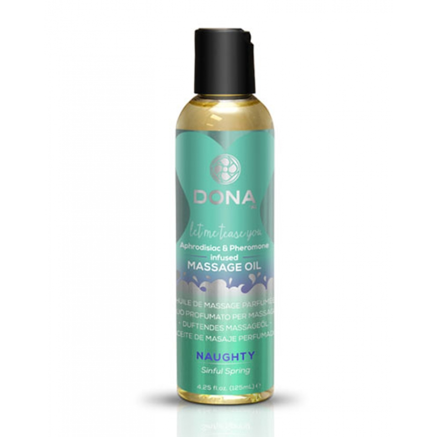 Dona - Scented Massage Olie Sinful Spring Accessoires