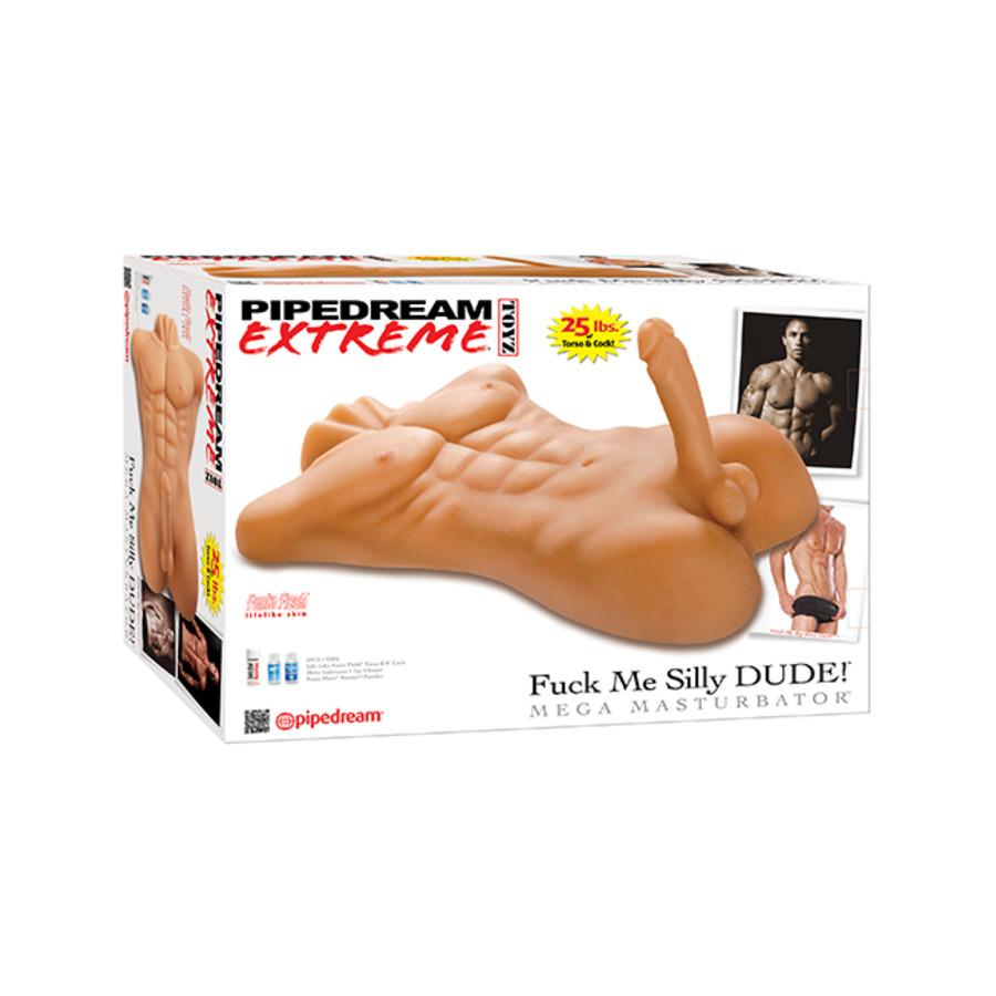 Pipedream Extreme - Fuck Me Silly Dude Masturbator Mannen Speeltjes