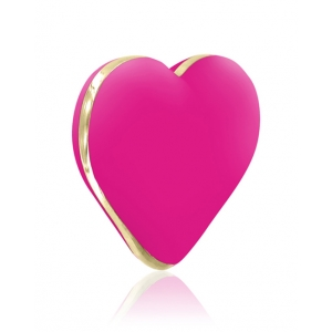 Rianne S - French Rose Hartvormige Vibrator Vrouwen Speeltjes