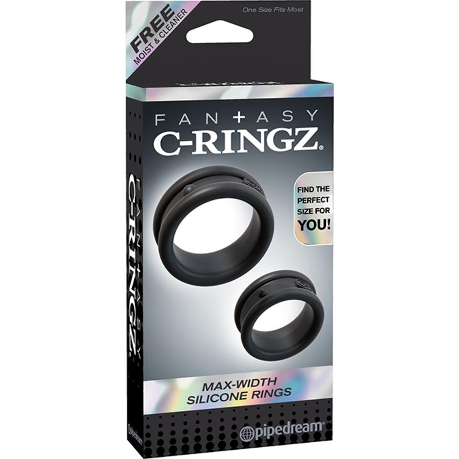 Fantasy C-Ringz - Veelzijdige Silicone Cock/Ballen Ringen Mannen Speeltjes
