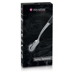 MyStim - Spiny Spencer E-Stim 1 Wiel Spinwheel  SM