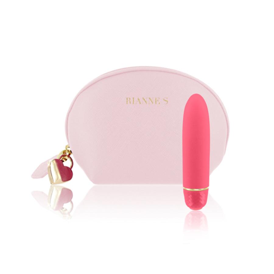 Rianne S - Classique Vibe Clitorale Vibrator Met Tasje Vrouwen Speeltjes