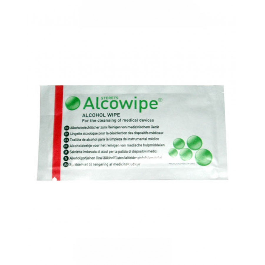 ElectraStim - Sterile Cleaning Wipe Sachets-Pack Accessoires
