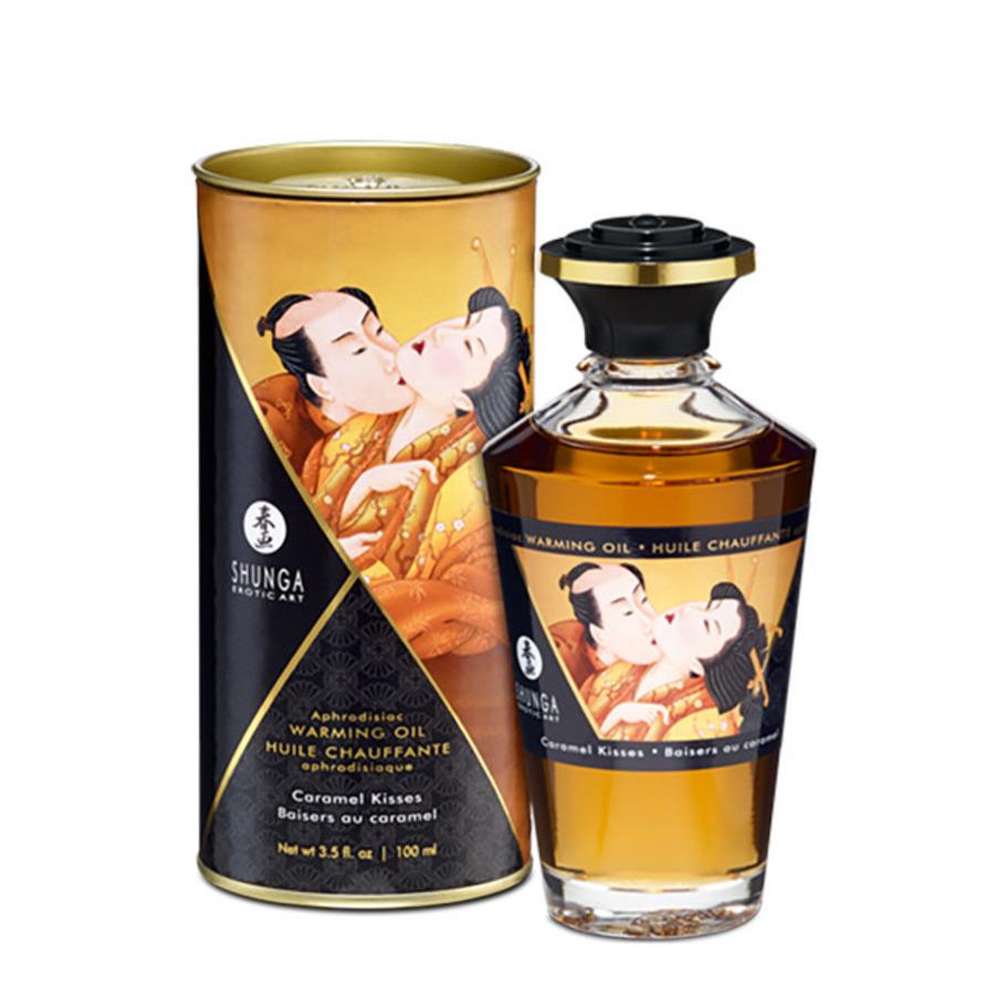 Shunga - Aphrodisiac Verwarmende Olie Caramel 100 Ml Accessoires