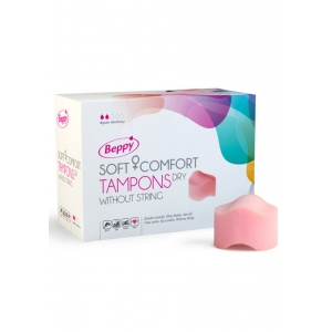 Beppy - Classic Dry Tampon 8 St. Accessoires