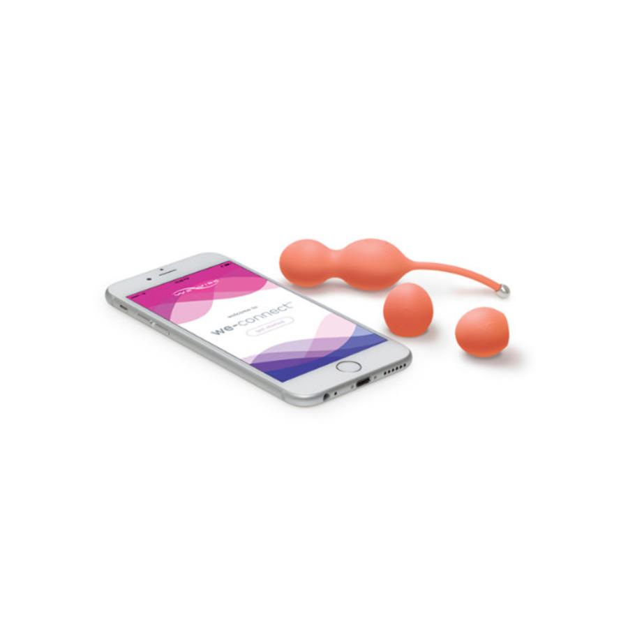We-Vibe - Bloom Vibrerende Kegel Balls Vrouwen Speeltjes