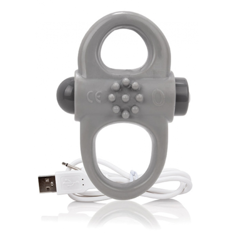 The Screaming O - Charged Yoga Vibe Ring Mannen Speeltjes