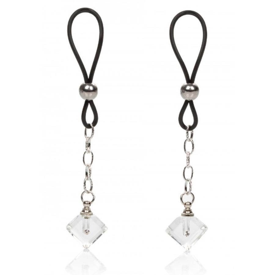 CalExotics - Nipple Jewel Crystal Gem SM