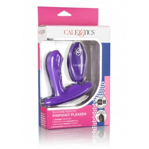 CalExotics - USB-Oplaadbare Remote Pinpoint Pleaser Anale Speeltjes
