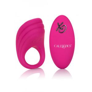 CalExotics - USB-Oplaadbare Remote Pleasure Ring Mannen Speeltjes