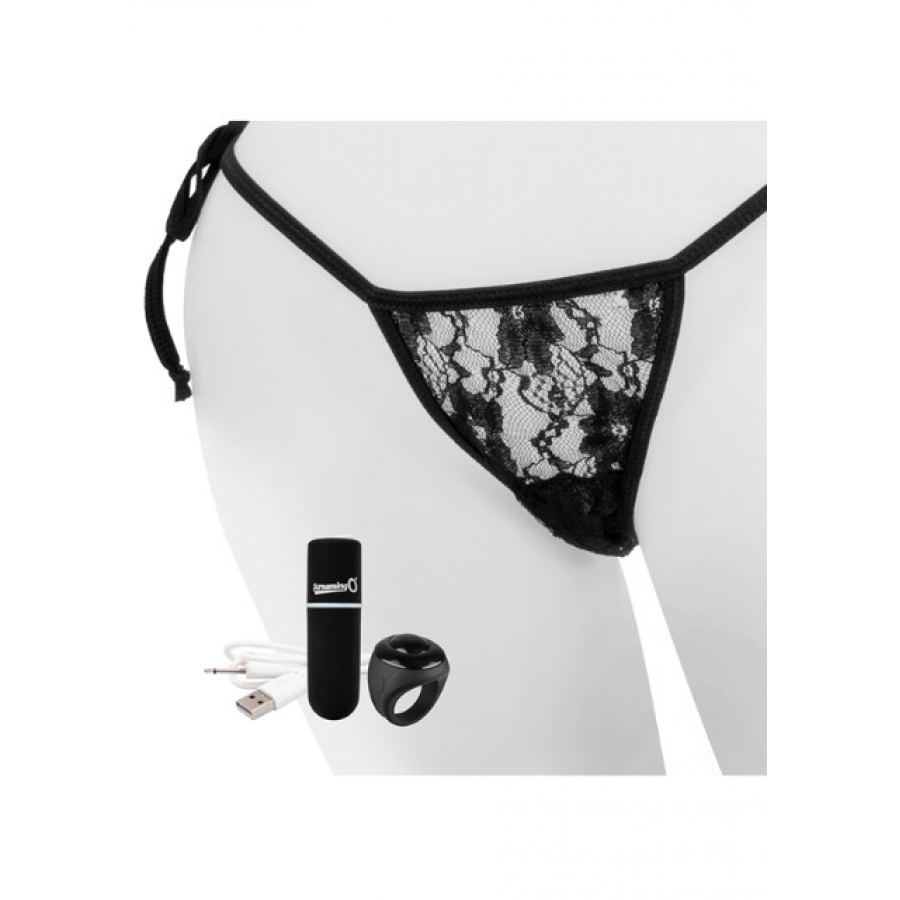 The Screaming O - Charged Remote Control Panty Vibe Vrouwen Speeltjes