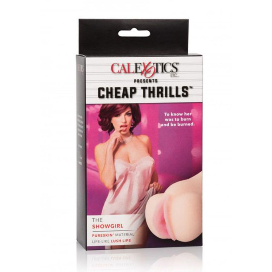 CalExotics - Cheap Thrills The Showgirl Mannen Speeltjes