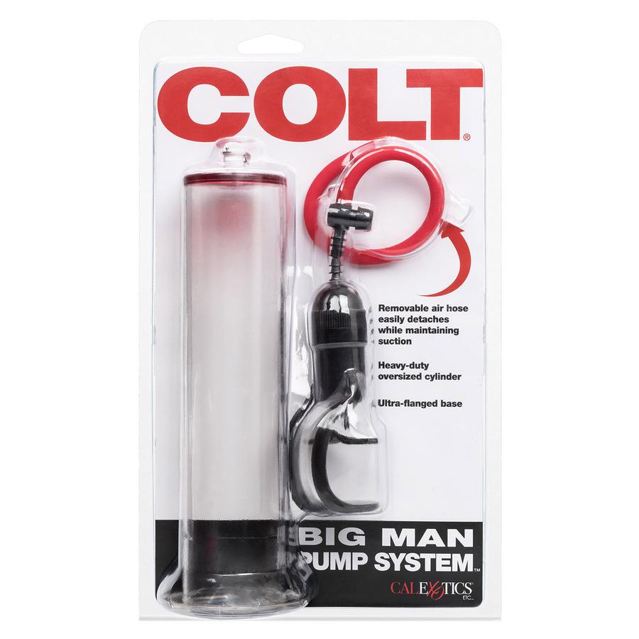 Colt - Big Man Pump System Penis Pomp Mannen Speeltjes