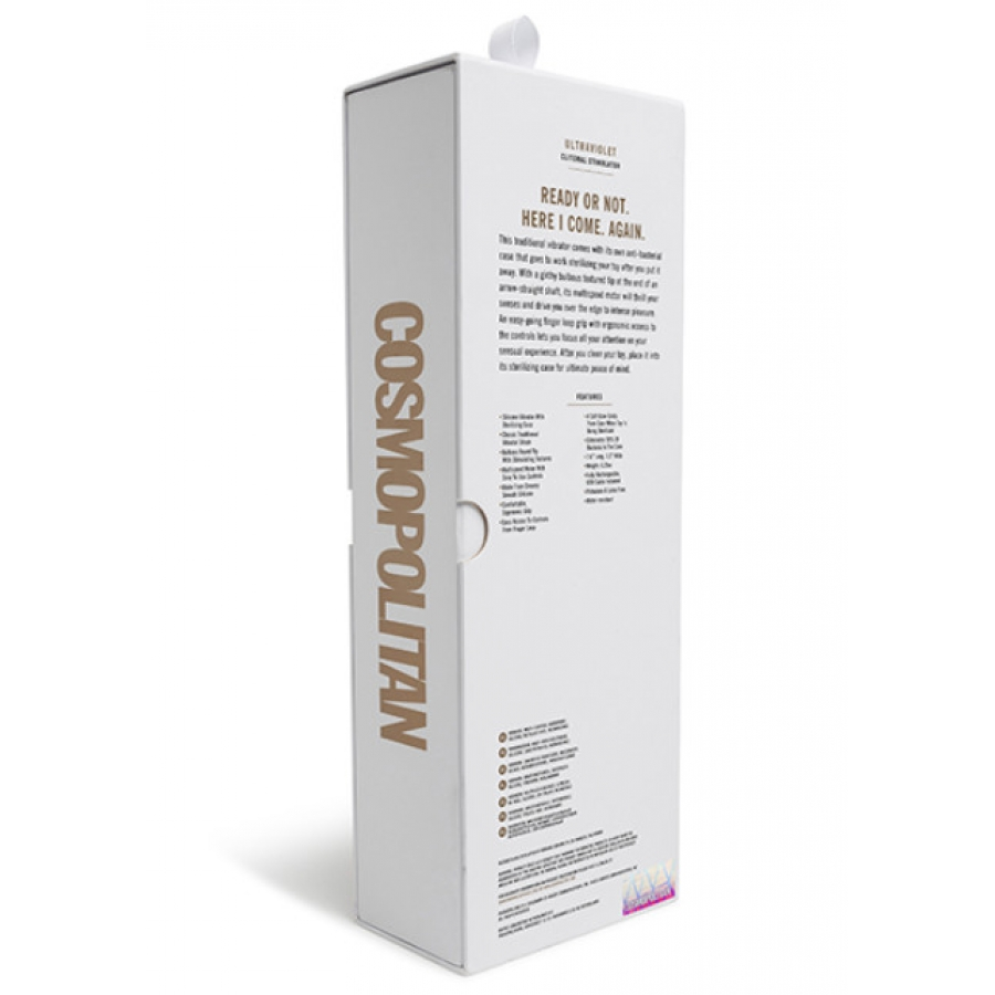 Cosmopolitan - Ultra Violet Vibrator Vrouwen Speeltjes
