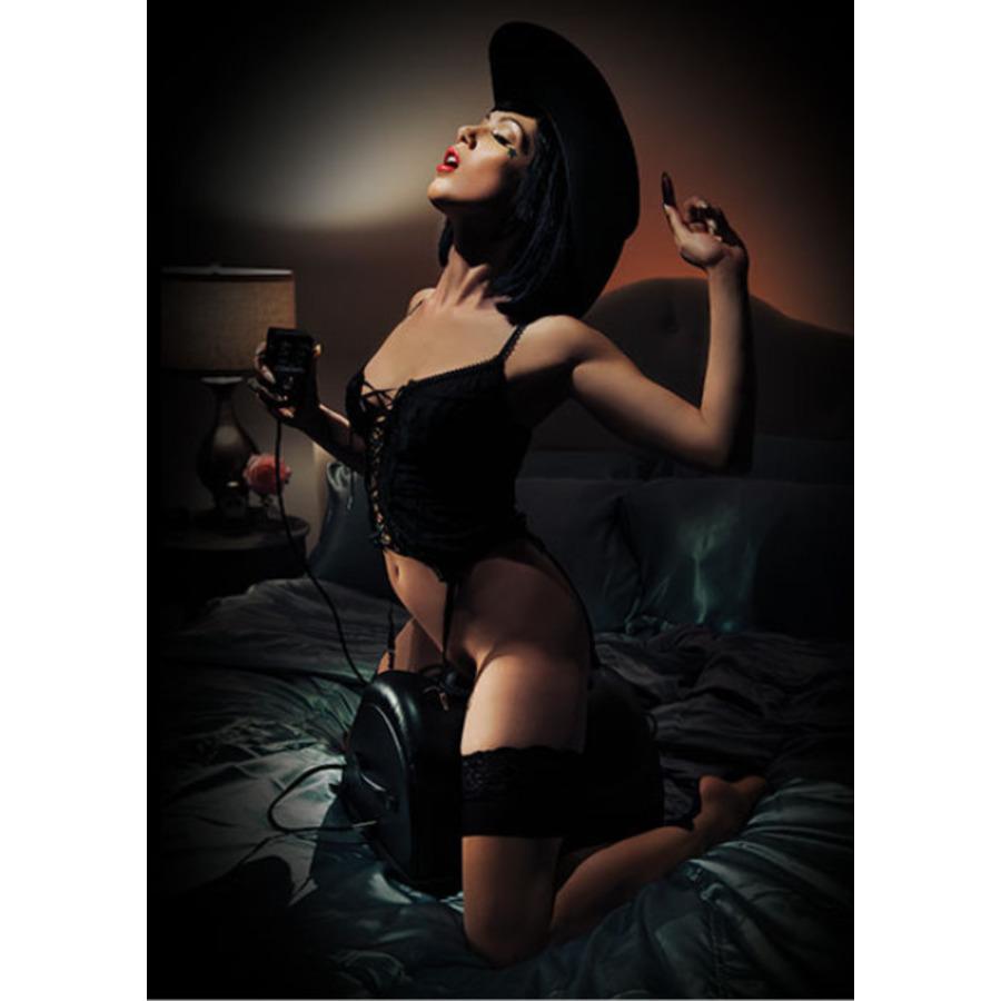 The Cowgirl - Premium Riding Sybian Seks Machine Vrouwen Speeltjes