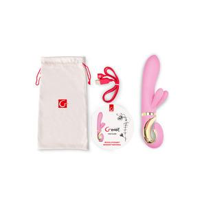 Fun Toys - Grabbit USB-Oplaadbare Vibrator Vrouwen Speeltjes