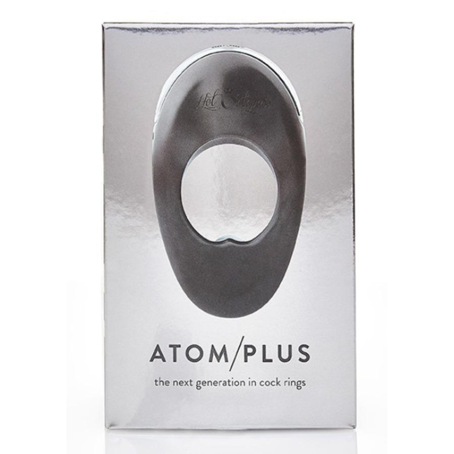 Hot Octopuss - USB-Oplaadbare Atom Plus Cock Ring Mannen Speeltjes