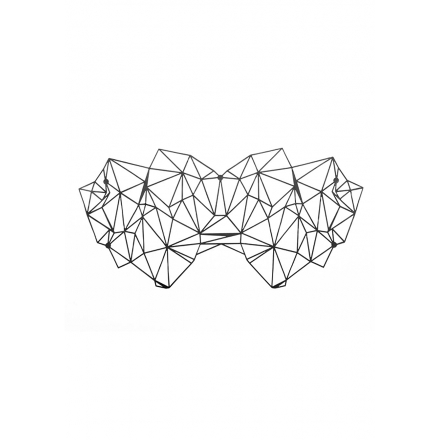 Bijoux Indiscrets - Kristine Oogmasker SM
