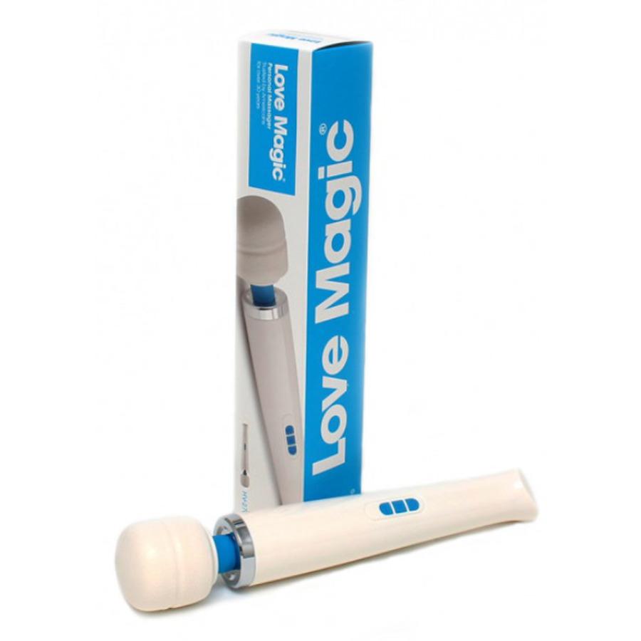 Love Magic - Wand Charge USB-Oplaadbare Massager Vrouwen Speeltjes