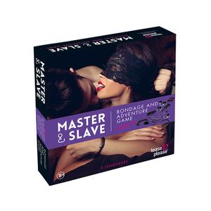Tease & Please - Master & Slave Bondage Spel  SM