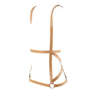 Bijoux Indiscrets - Maze Arrow Harnas Jurk Lingerie